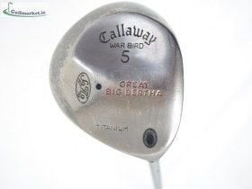Callaway Great Big Bertha Warbird 5 Wood
