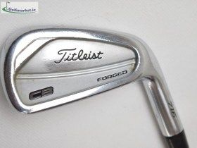 Mizuno 716 CB Forged Iron Set