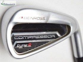 Ben Ross Compresson Type 2 Graphite Iron Set