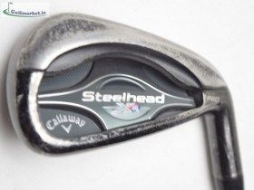 Callaway Steelhead XR Pro Iron Set