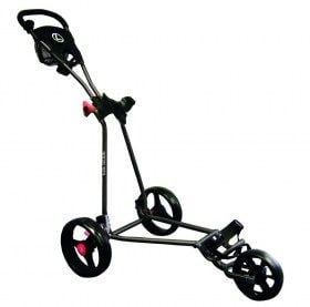 EZE Glide Cruiser Trolley Black - new