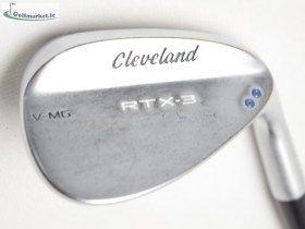 Cleveland Cleveland RTX-3 48 Wedge