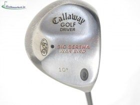 Callaway Big Bertha War Bird Driver