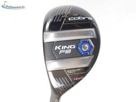 Cobra King F8 One Length 4 Hybrid