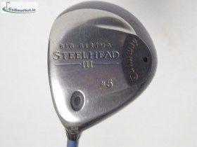 Callaway Steelhead III Fairway 5 Wood