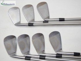 Mizuno MP18 MMC Iron Set