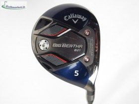 Callaway Big Bertha B21 Fairway 5 Wood