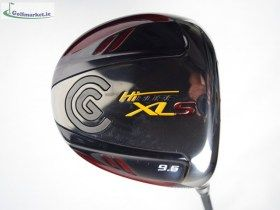 Cleveland Hi-Bore XL Driver - upgraded shaft