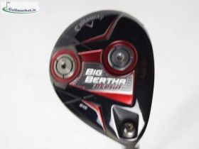 Callaway Big Bertha Alpha 815 Fairway 5 Wood