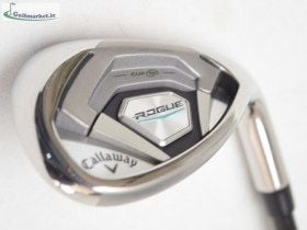 Callaway Rogue CF18 Graphite Sand Wedge