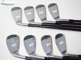 Hakusa Forged X-Blade Iron Set