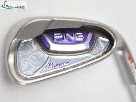 Ping Serene Graphite Ladies 7 Iron -