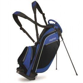 BagBoy Super Lite Stand Bag - Black/Royal - new