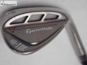 Taylormade Milled Grind Hi-Toe Raw 58 Wedge - new