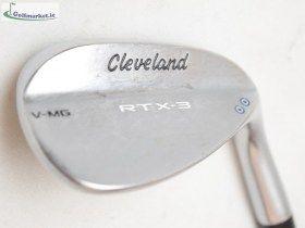 Cleveland RTX 3 Satin 52 Wedge