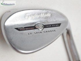 Taylormade TP EF Spin Groove 50 Wedge