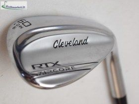 Cleveland RTX Zipcore 60 Low Wedge