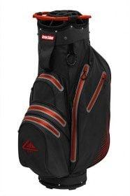 Longridge Aqua 2 Waterproof Cart Bag Blk/Red - new