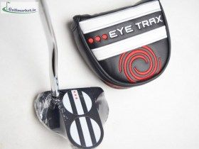 Odyssey Eye Trax 2-Ball Putter - new