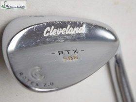 Cleveland 588 RTX 2.0 52 Wedge