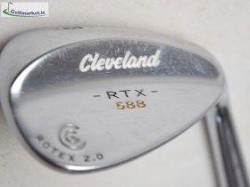 Cleveland 588 RTX 2.0 58 Wedge