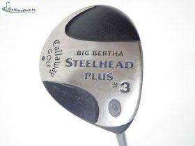 Callaway Big Bertha Steelhead Plus Fairway 3 Wood