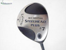 Callaway Big Bertha Steelhead Plus Fairway 7 Wood
