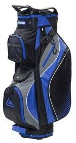 Longridge Deluxe Lite Cart Bag - Blue - new
