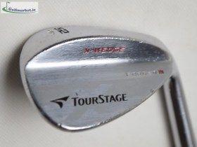 Bridgestone Tourstage X-Wedge Forged M 52 Wedge