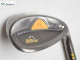 Cleveland CG14 Chrome Zip Grooves 58 Wedge