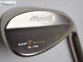 Mizuno MP T Series Black Ni 51 Wedge
