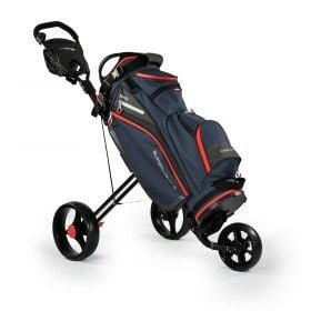 Superlight 9 Trolley Bag Navy/Red - new