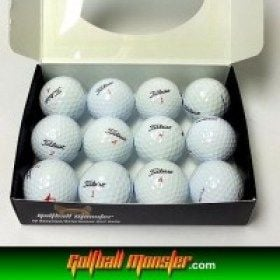 Refinished Titleist ProV1 Box of 12  new golf products dublin ireland