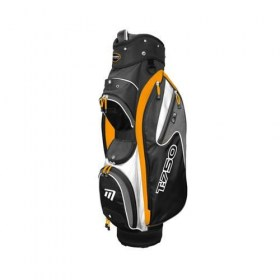 T:750 Trolley Bag 7.5in Black/White/Orange? new golf products dublin ireland